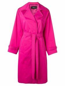 Rochas trench coat - Pink