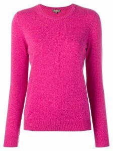 N.Peal round neck jumper - Purple