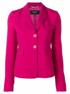 Rochas fitted blazer - Pink