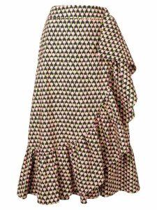 La Doublej Jazzy Skirt - Black