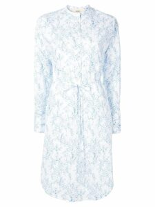 Ports 1961 floral shirt dress - White