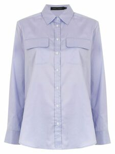 Andrea Marques classic shirt - Purple