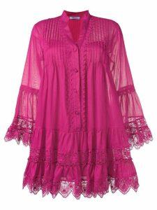 Blumarine classic summer dress - Pink