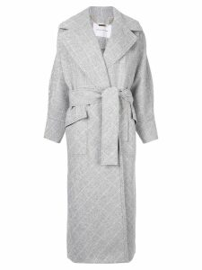 CAMILLA AND MARC Saros Trench Coat - Grey