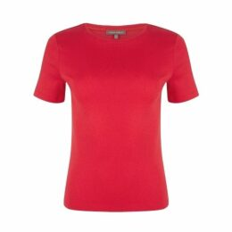 Red Perfect Tee Shirt