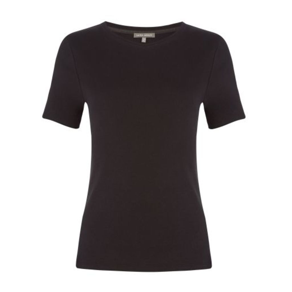 Black Perfect Tee Shirt