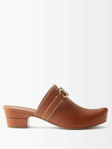 Simone Rocha - High Rise Pleated Taffeta Midi Skirt - Womens - Black