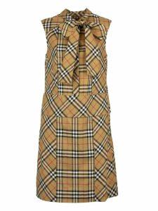 Burberry Vintage Check Dress