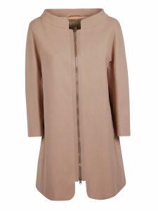 Herno Zip Up Coat