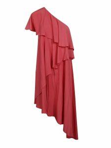 Lanvin Lanvin Ruffled Dress