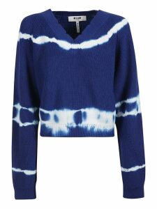 MSGM Knitted Sweatshirt
