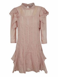 Isabel Marant Embroidered Dress