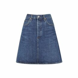 Citizens Of Humanity Lorelle Denim Skirt
