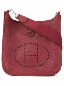 Hermès Pre-Owned Evelyne 3 PM cross body shoulder bag - Red
