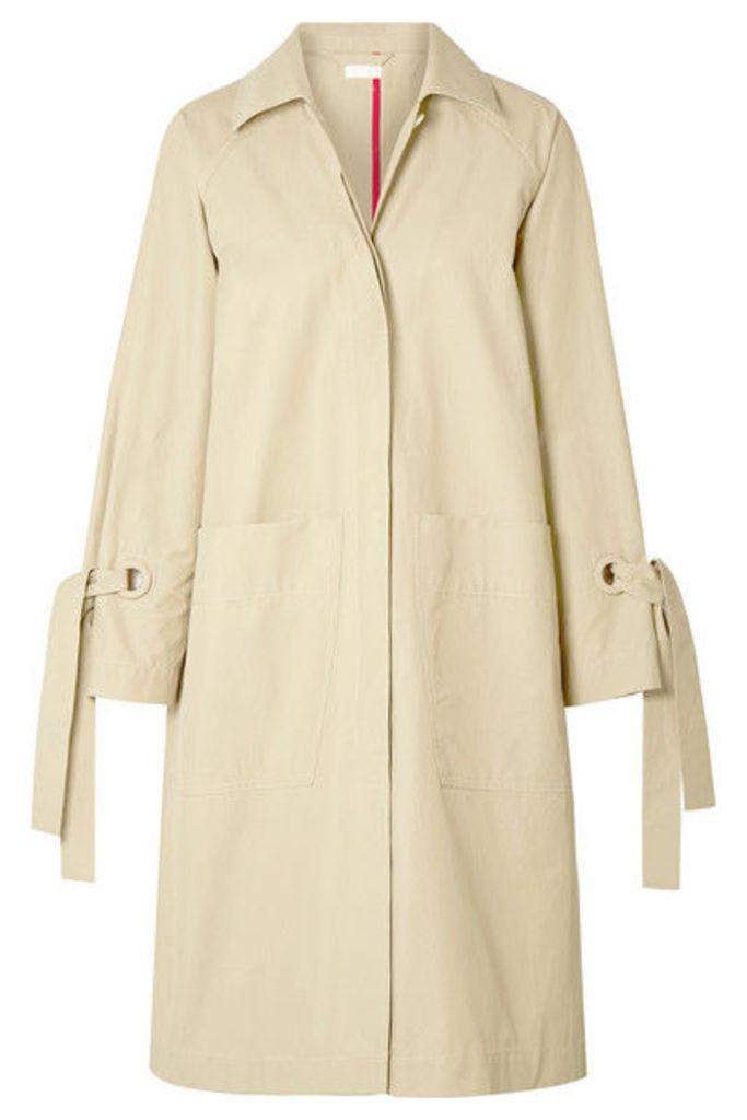 Alex Mill - Cotton-blend Twill Trench Coat - Beige
