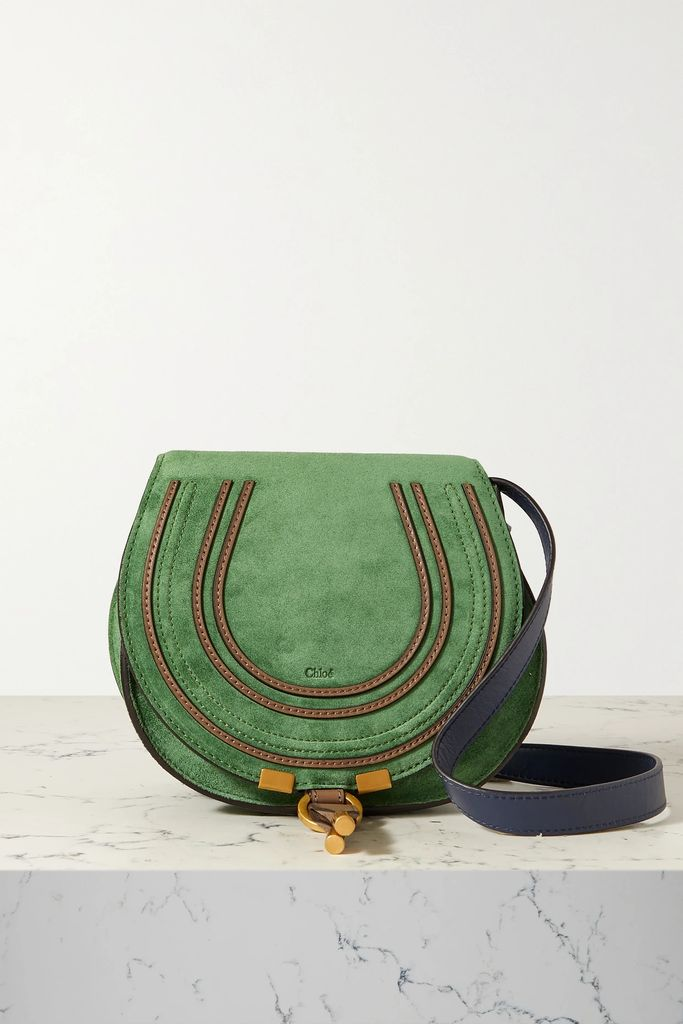 See By Chloé - Tiered Organza Midi Skirt - Pink