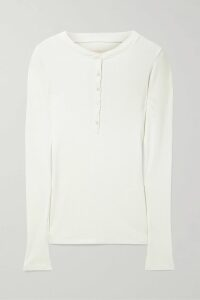 Magda Butrym - Faro Wrap-effect Floral-print Crepe De Chine Mini Dress - Violet