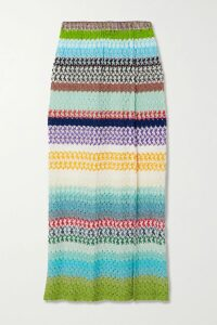 Raquel Diniz - Alice Floral-print Silk-chiffon Maxi Dress - Pink
