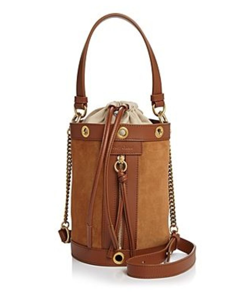 See by Chloe Debbie Leather Bucket Bag