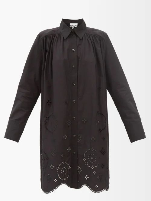 The Row - Sarlie High Neck Silk Coat - Womens - Beige