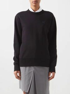 Altuzarra - Octavia Fringe Trimmed Knitted Midi Dress - Womens - Black
