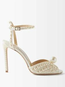 Prada - Double Breasted Key Jacquard Coat - Womens - Navy Multi