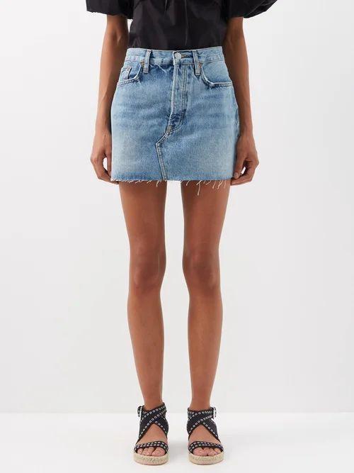 Wandler - Hortensia Mini Python Effect Leather Bag - Womens - Python