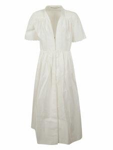 Stella McCartney Embroidered Flared Dress
