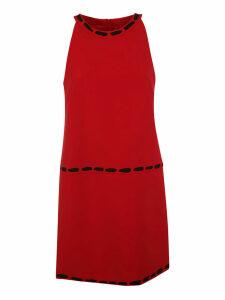 Moschino Halter Neck Dress