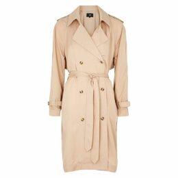 LINE Mariposa Sand Trench Coat