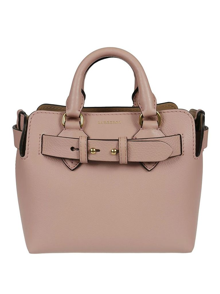 Burberry Mini Belted Tote