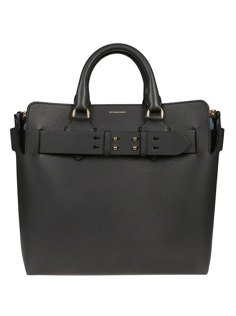 Burberry Belted Shoulder Bag