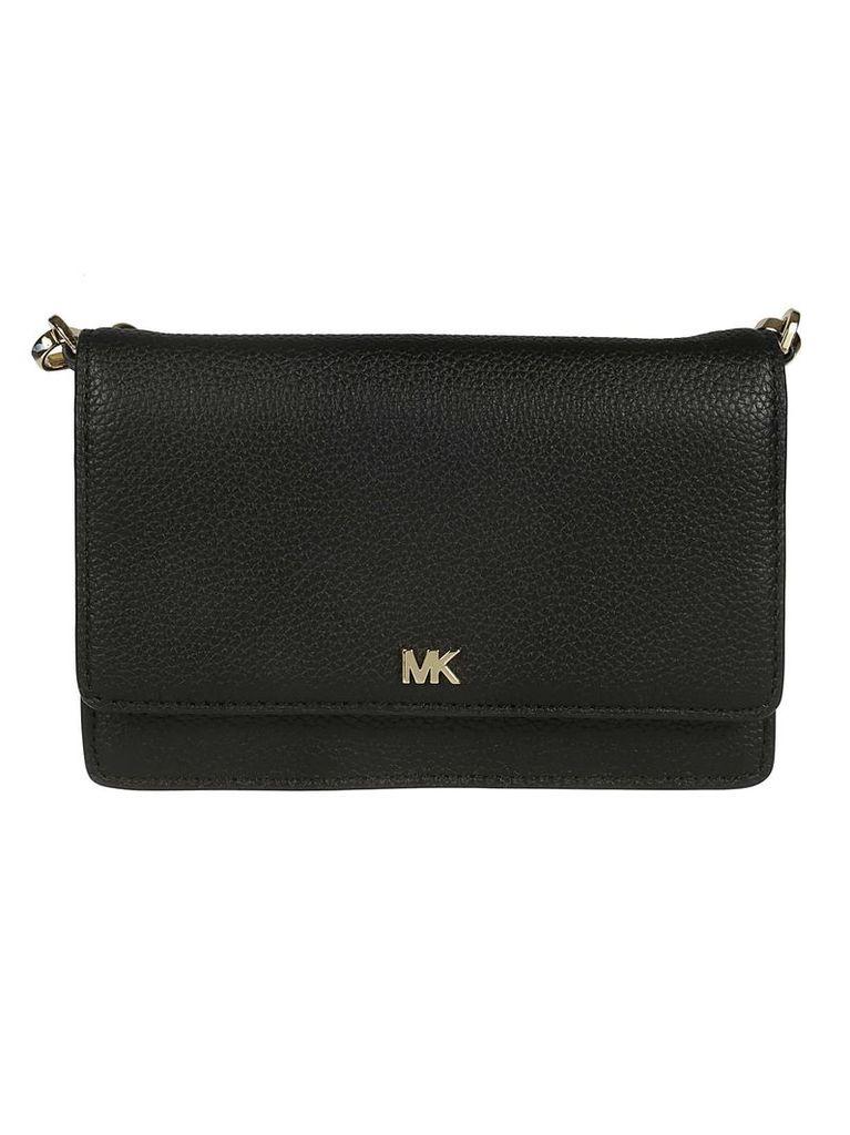 Michael Kors Pebbled Shoulder Bag
