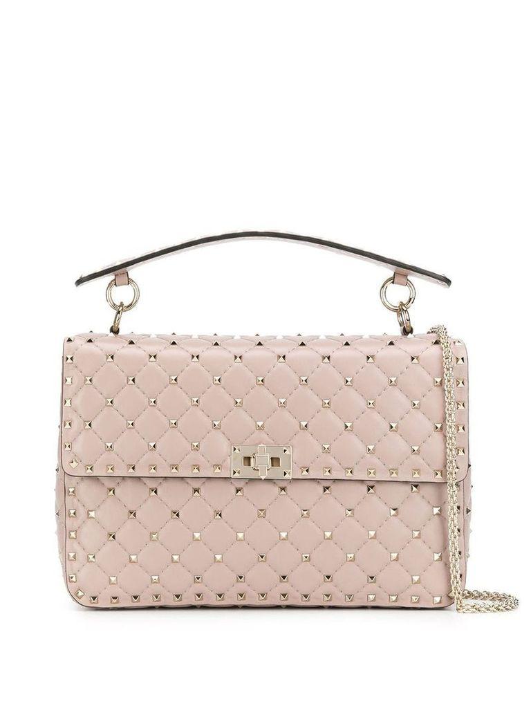 Valentino Valentino Garavani Rockstud handbag - Neutrals