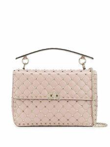 Valentino Valentino Garavani Rockstud Spike handbag - Neutrals