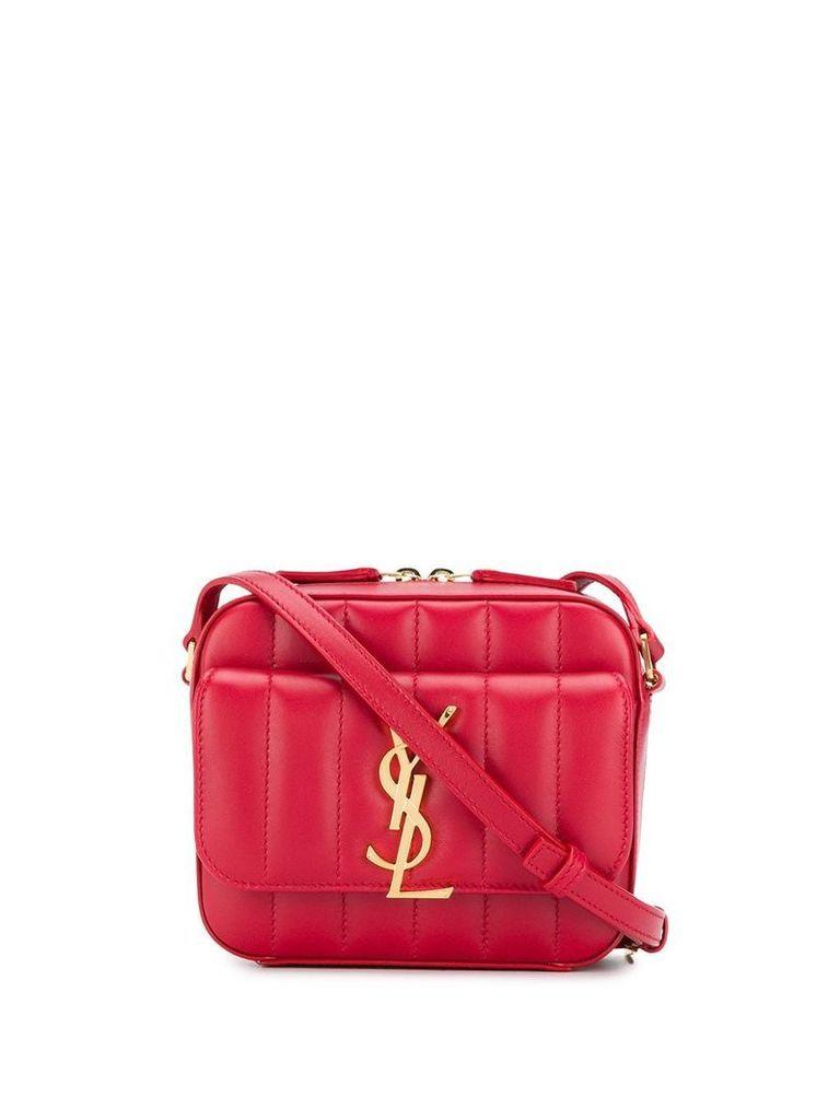 Saint Laurent Vicky shoulder bag - Red