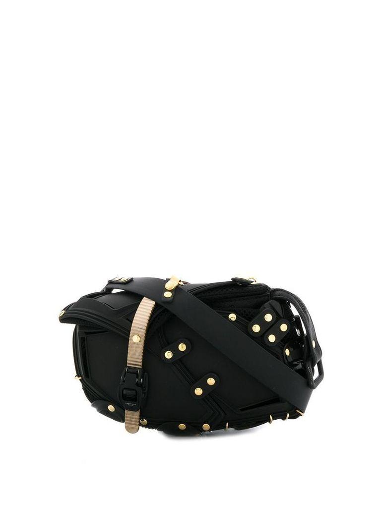 Innerraum buckled crossbody bag - Black