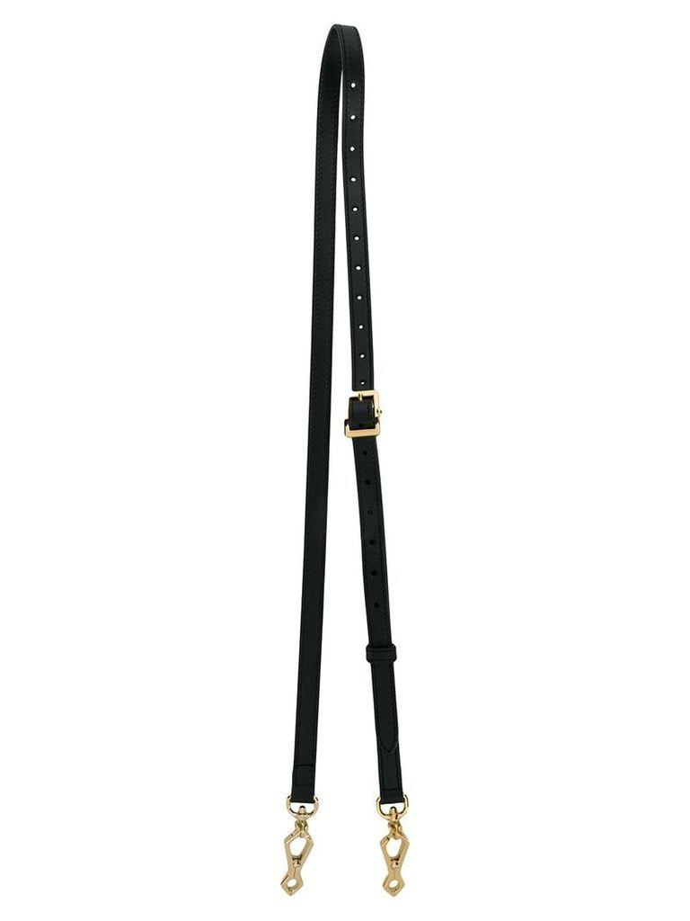 Gucci cross-body bag strap - Black