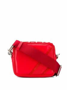 Givenchy logo crossbody bag - Red