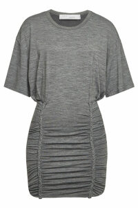 Iro Speedy Draped Dress with Wool