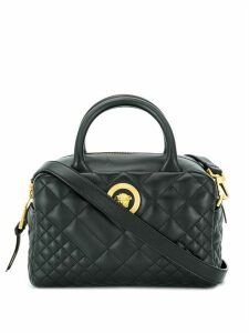Versace quilted tote bag - Black