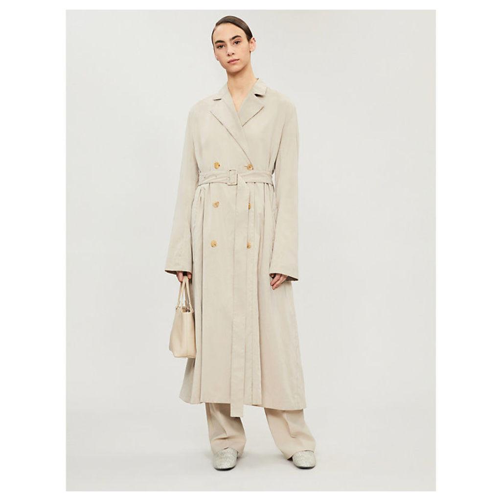 Norza woven coat