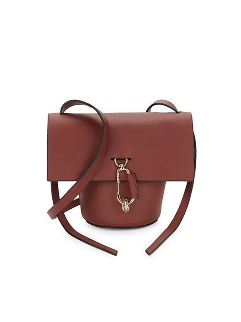 Belay Mini Crossbody Leather Bag