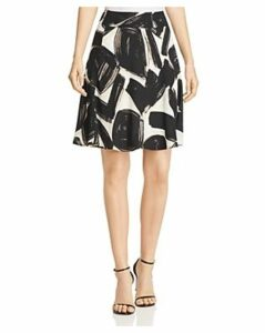 Nic+Zoe Nightfall Printed Skirt