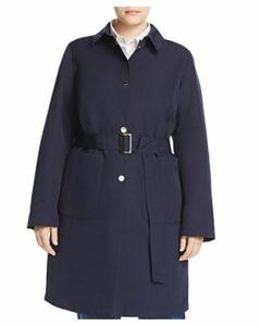 Marina Rinaldi Tabella Belted Raincoat