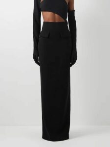 Muzungu Sisters - San Pedro Embroidered Cotton Blend Dress - Womens - Pink Multi
