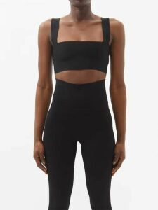 Three Graces London - Blanche Smocked Cotton Dress - Womens - Cream