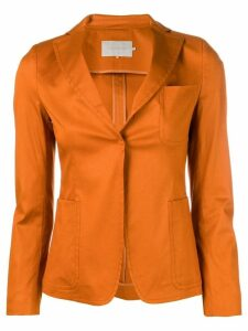 L'Autre Chose single breasted blazer - Orange