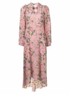 Anjuna floral patterned dress - Pink