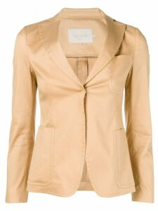 L'Autre Chose fitted blazer - Neutrals
